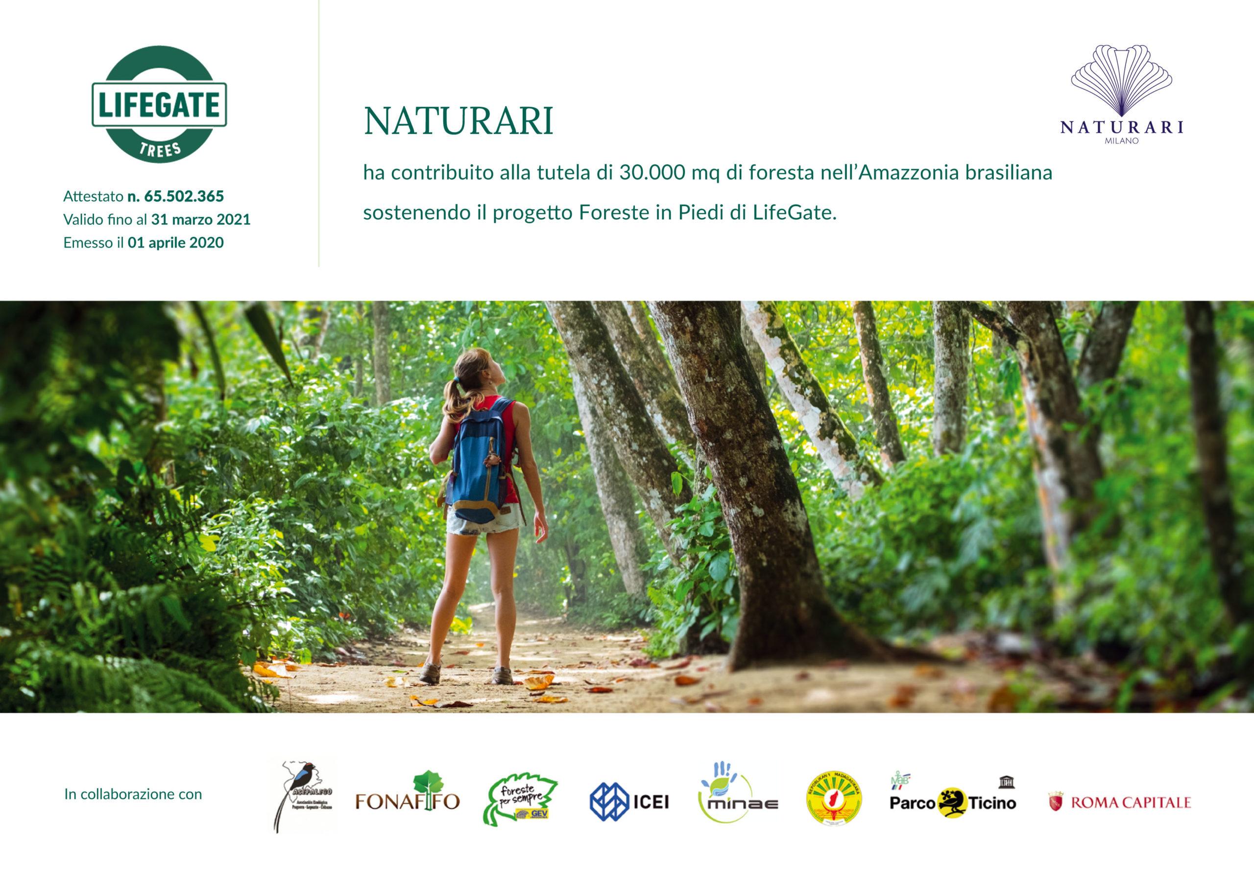 Naturari per l'ambiente