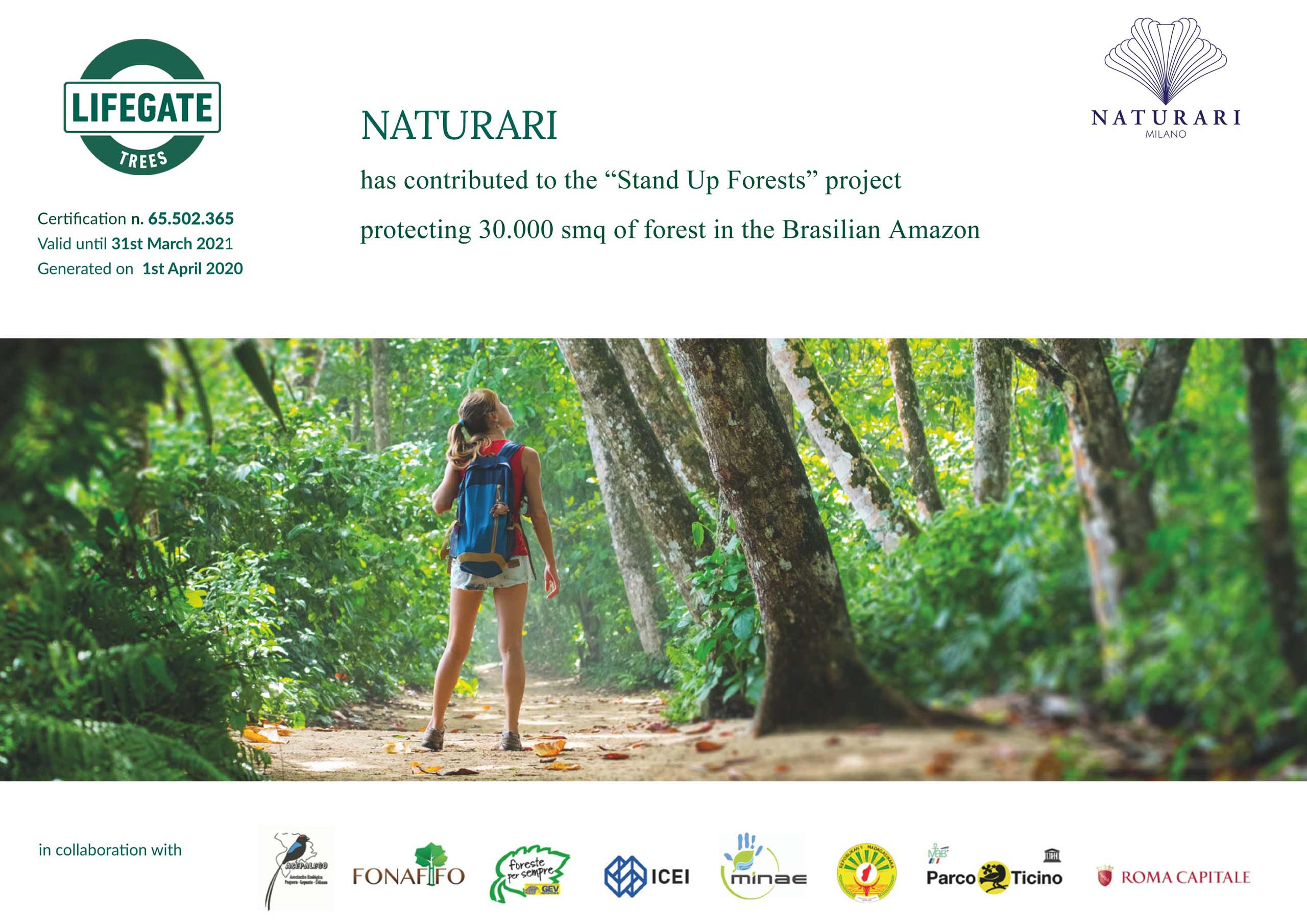 Naturari for enviroment